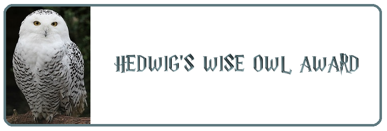 Hedwig's Wise Owl Award